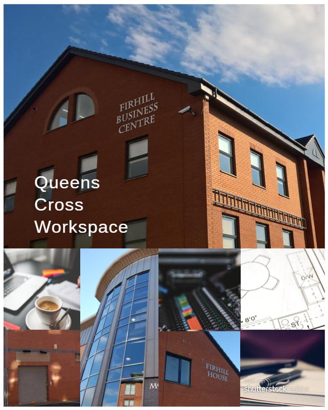 Queens Cross Workspace
